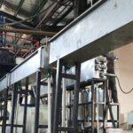 نصب و راه اندازی خط تولید جدید و افزایش ظرفیت تولید اکام پلیمر